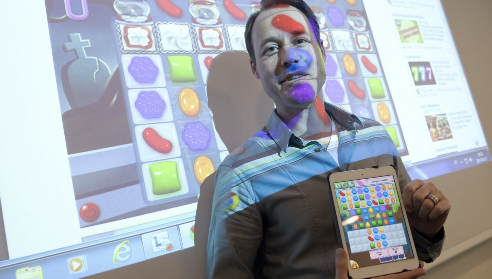 Breakit - Candy Crush blir bok - King och Little Brown inleder samarbete