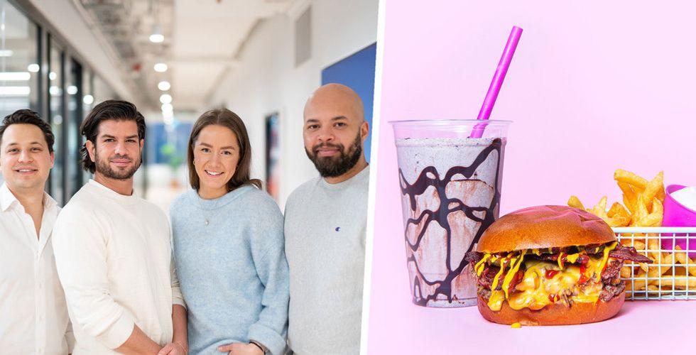 Curb satsar på digitala restauranger – backas av EQT Ventures