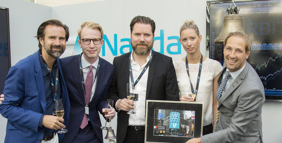 Stor omorganisation på Urb-it – vd:n Fredrik Warstedt lämnar