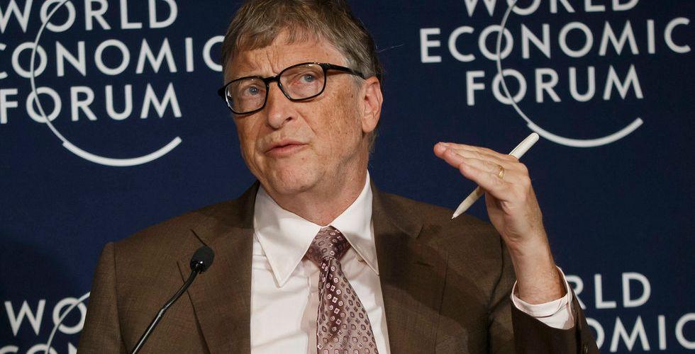 """Breakit -  Bill Gates om höga värderingar: """"En slags utrensning"""""""