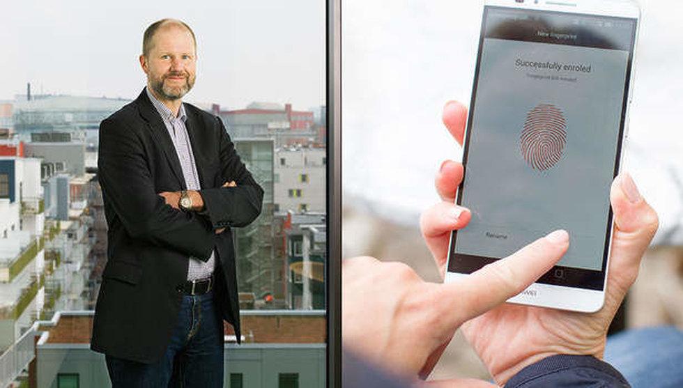 Fingerprint-chefen är bara dagar från klipp på halv miljard