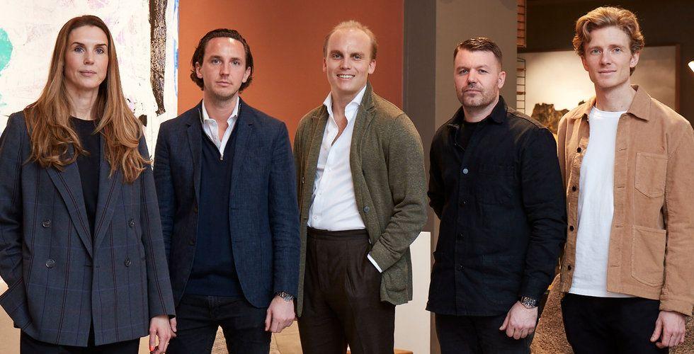 Nordiska Galleriet ska bli störst i norra Europa – köper Länna Möbler