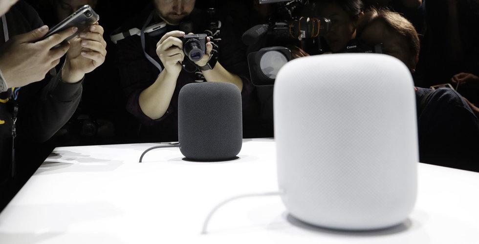 Analytiker: Apple överväger billigare Homepod