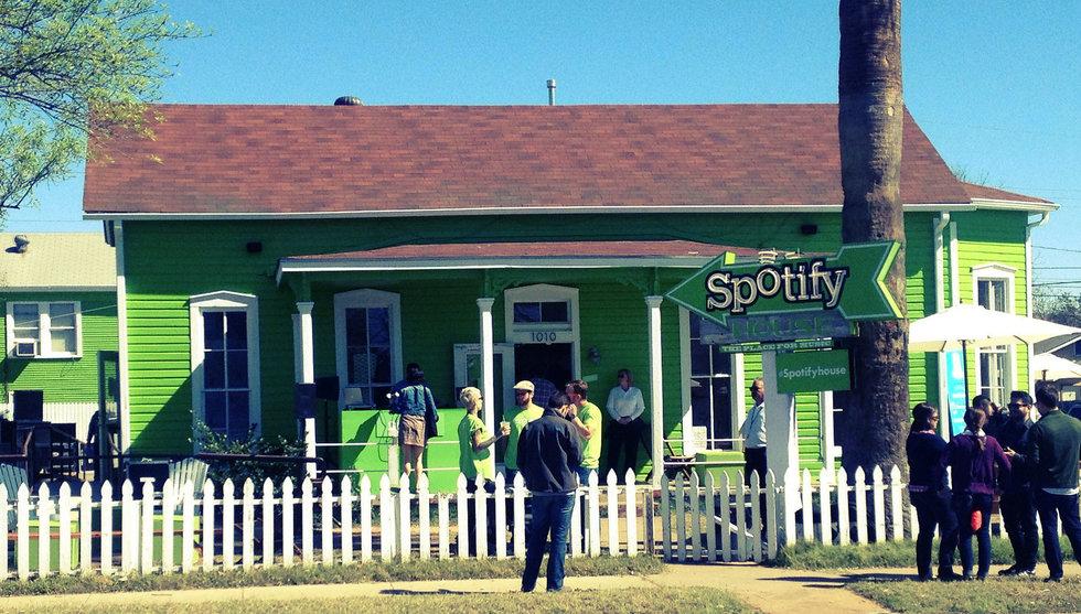 Breakit - Spotify: Vi står för 10 procent av skivbolagsintäkterna i USA