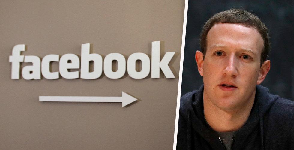 Facebook har stängt av 200 appar efter Cambridge Analytica-skandalen