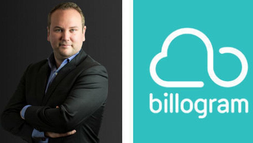 """Billogram tar in ekonomidirektör: """"Ska etablera en ny standard"""""""