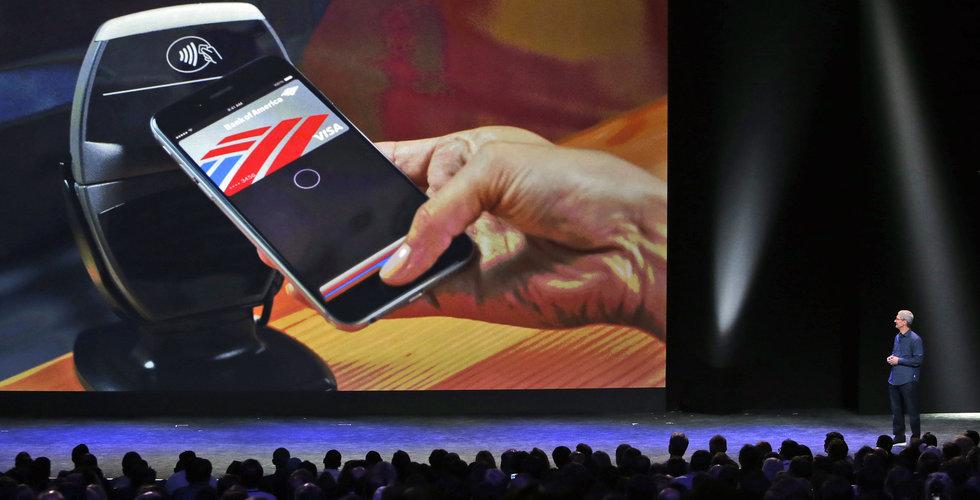 Breakit - Uppgifter: Nu kommer Apple Pay till Sverige