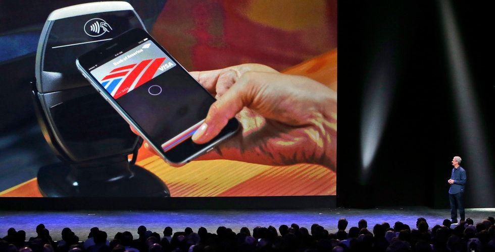Uppgifter: Nu kommer Apple Pay till Sverige