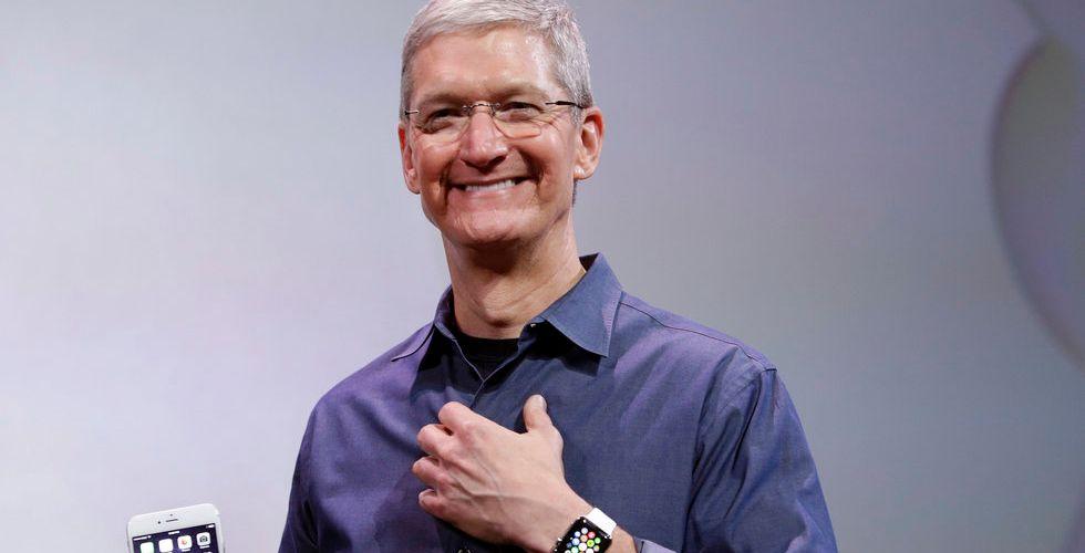 Här är allt du behöver veta om Apples kvartalsrapport