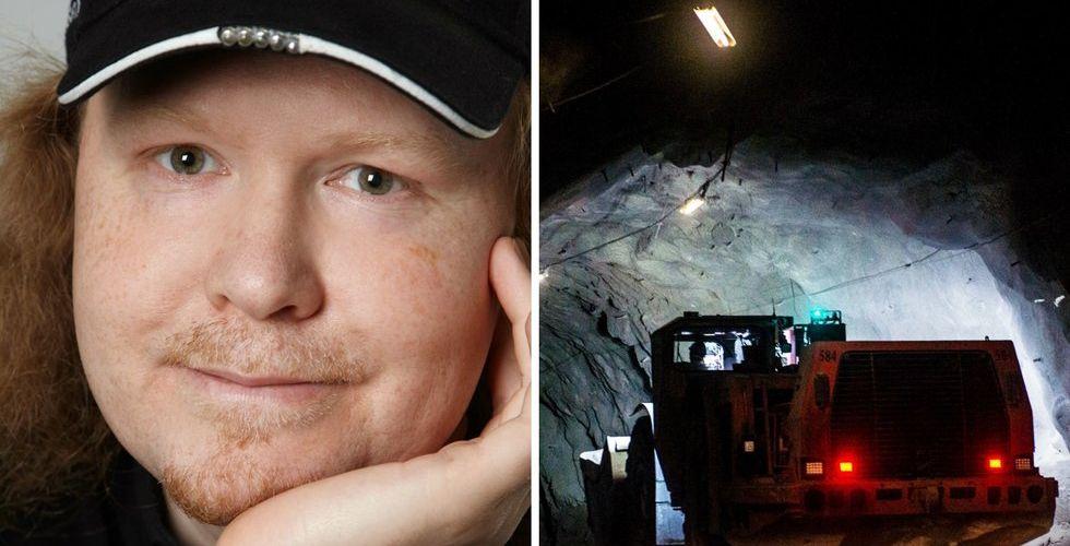 Spelveteran bygger virtuell värld som ska rädda gruvarbetares liv