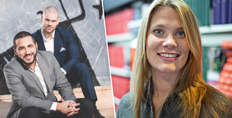 Jessica Dick blir ansvarig för Wellstreets startup-investeringar