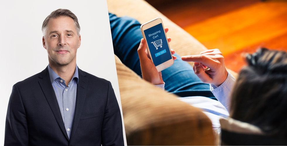 Qliros vd Marcus Lindqvist ökar innehavet