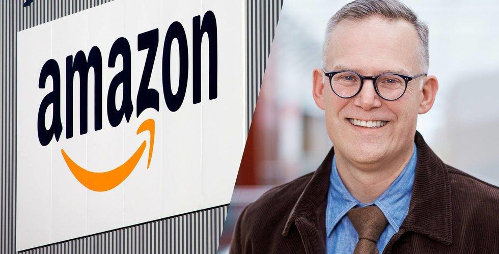 """Amazon i samtal med Postnord: """"Vi har fått en förfrågan"""""""