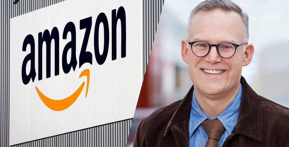"""Breakit - Amazon i samtal med Postnord: """"Vi har fått en förfrågan"""""""