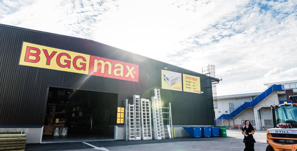 Byggmax kan växa med en miljard till på e-handeln - vd