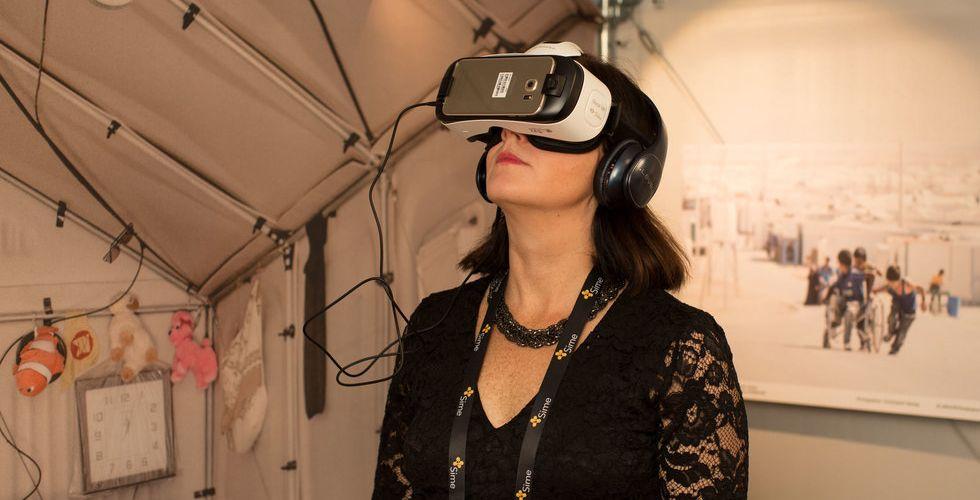 Samsung använder VR för att låta dig besöka ett läger för flyktingar