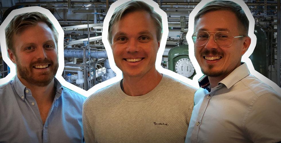Ecohelix ska göra din plast mindre dum mot miljön – plockar in 20 miljoner