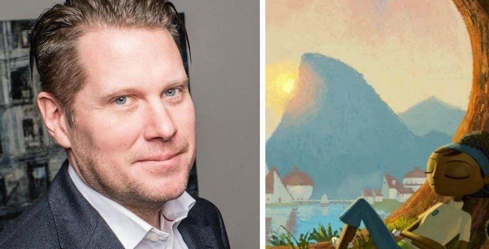 """Breakit - Svenskt spelbolag växer snabbt: """"Fortfarande en liten aktör"""""""