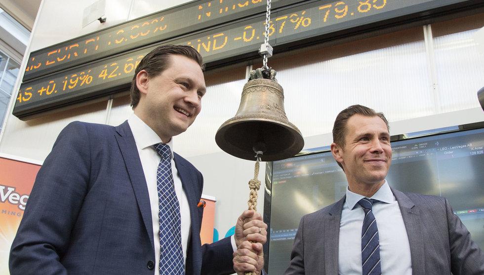 """Leovegas gör dansk inbrytning - """"Nu öppnar vi kranarna rejält"""""""