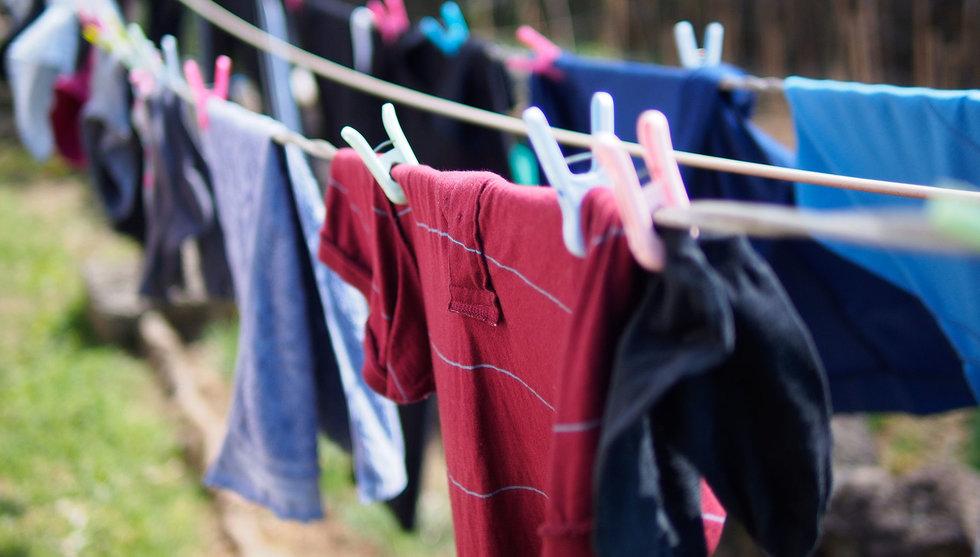 Trött på tvätt? Nu vill en ny svensk startup göra jobbet åt dig