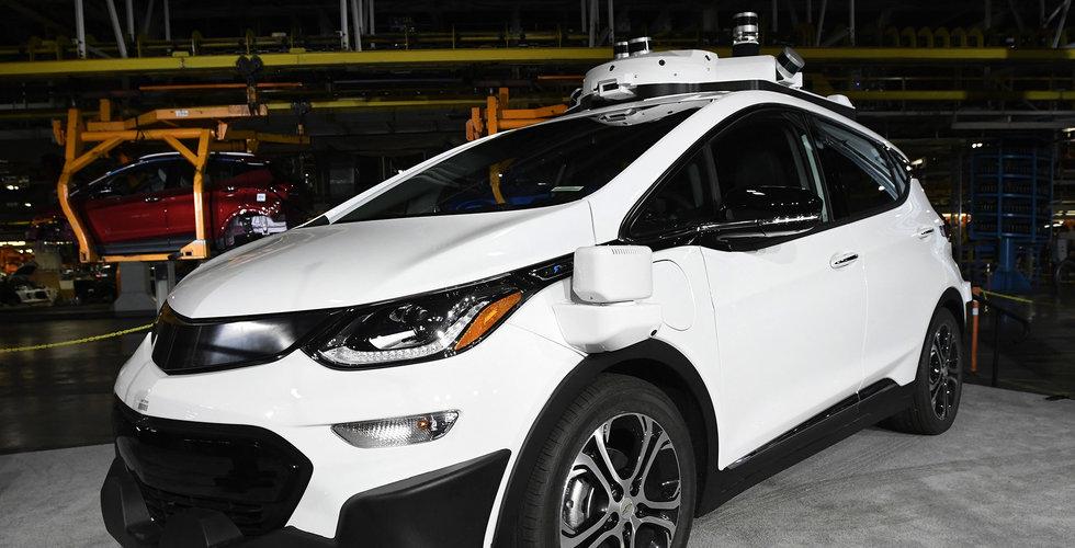 Breakit - Svensk stämmer General Motors – efter krock med självkörande bil