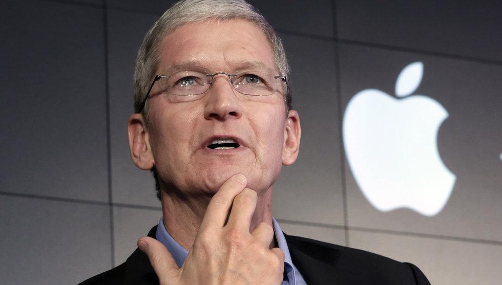 Breakit - Apple-investerare kräver större mångfald i ledningsgruppen