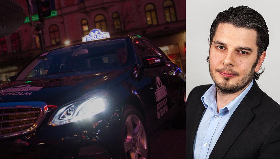 Breakit - Taxikungens son utmanar Uber - anställer 20 utvecklare i Sverige