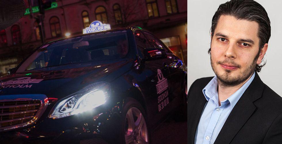 Taxikungens son utmanar Uber - anställer 20 utvecklare i Sverige