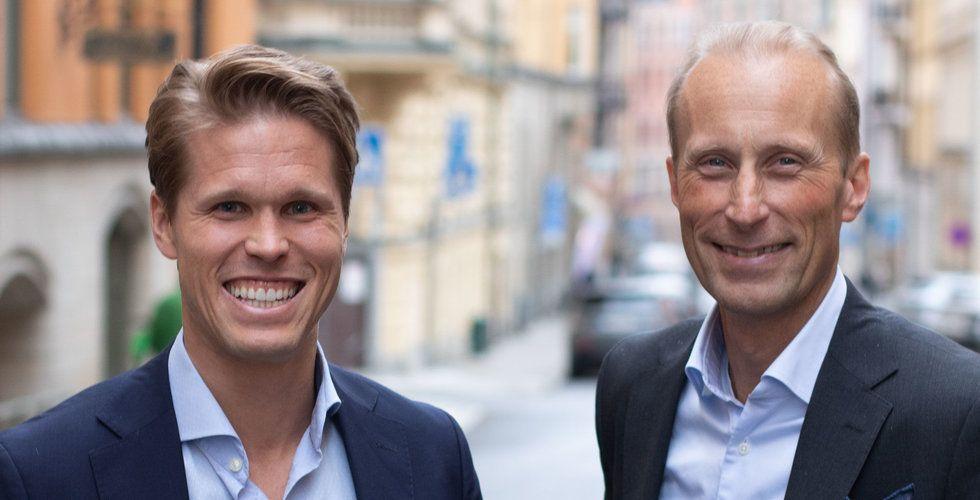 Hoppade av från storbanken – nu gör de klipp som tech-investerare