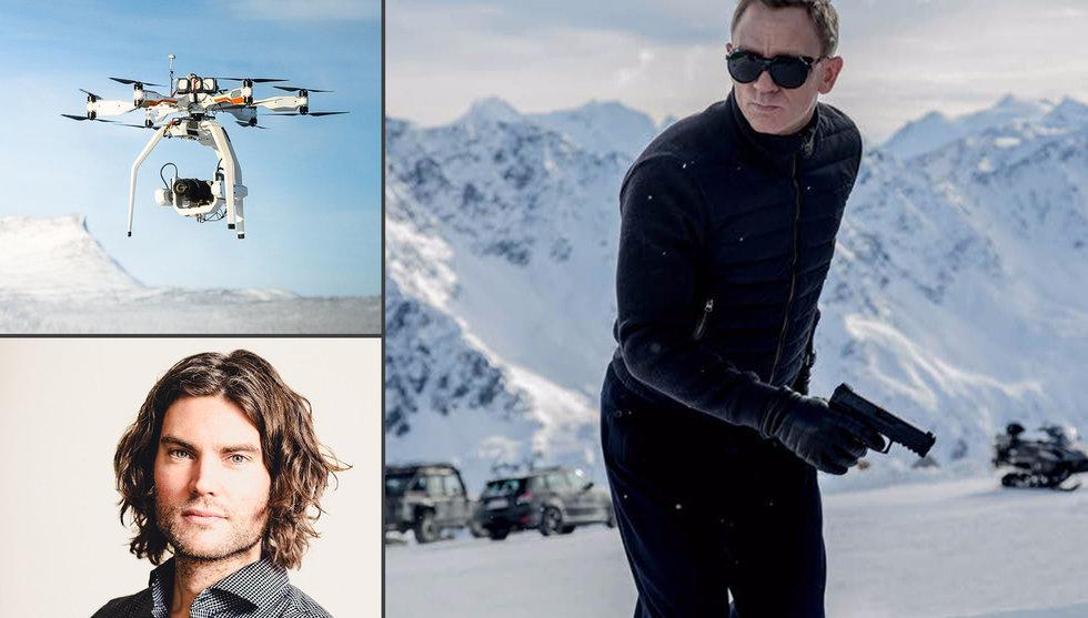 Breakit - Svenskt bolag ligger bakom James Bonds senaste gadget