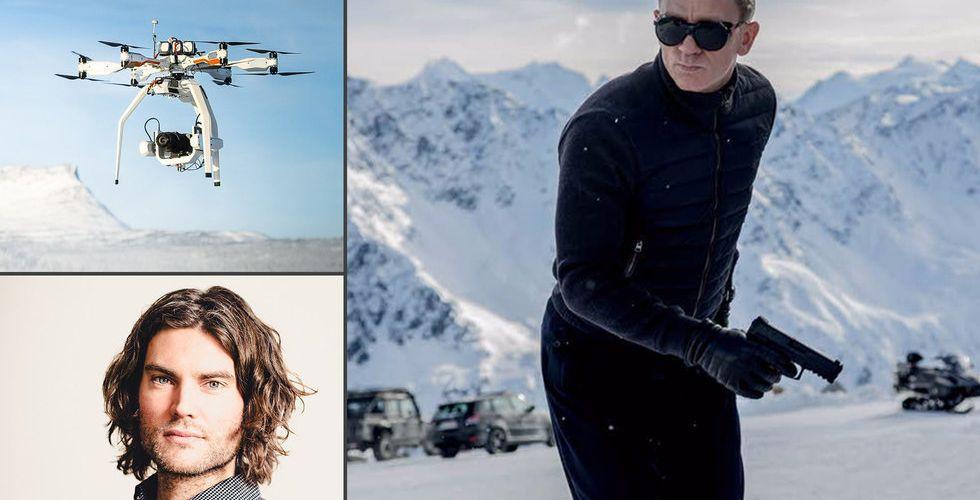 Svenskt bolag ligger bakom James Bonds senaste gadget