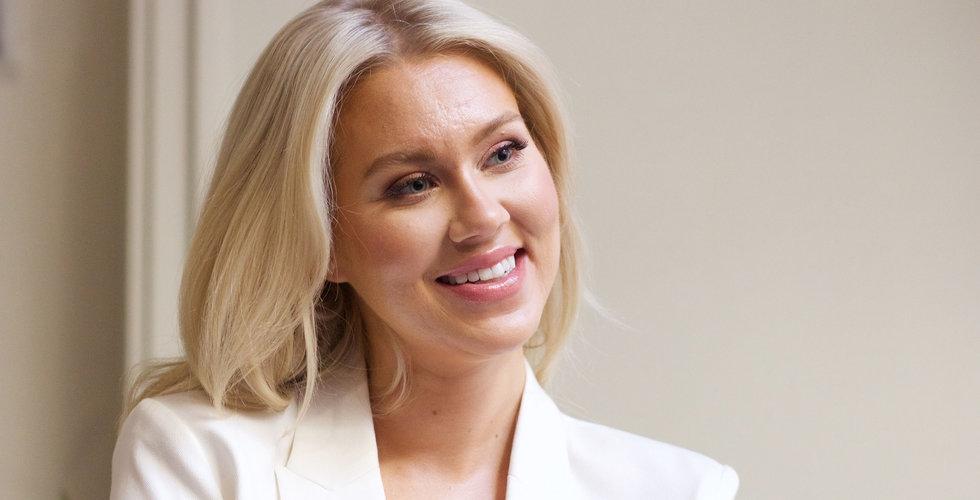 Isabella Löwengrip: Jag är less på allt prat om kvotering