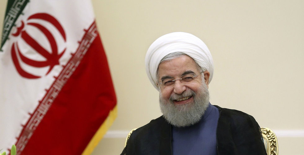 Breakit - Twitter kan bli tillåtet i Iran
