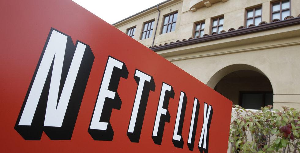 """Finansprofessor: """"Netflix affärsmodell inte hållbar på sikt"""""""