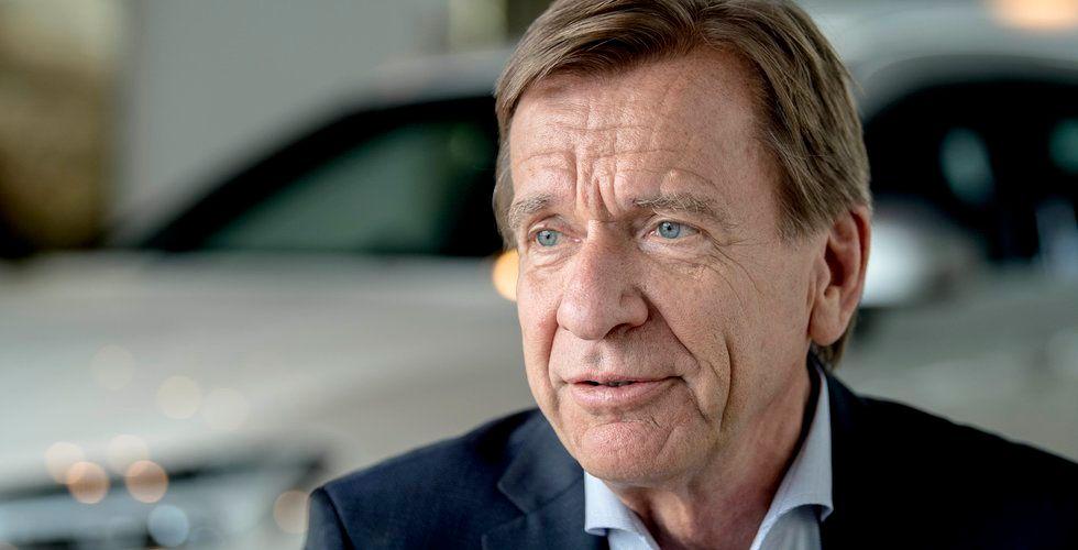 """Volvo-chefen varnar för självkörande teknik: """"Måste vara försiktiga"""""""
