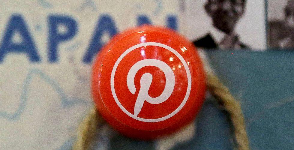 Pinterest ansöker om börsnotering
