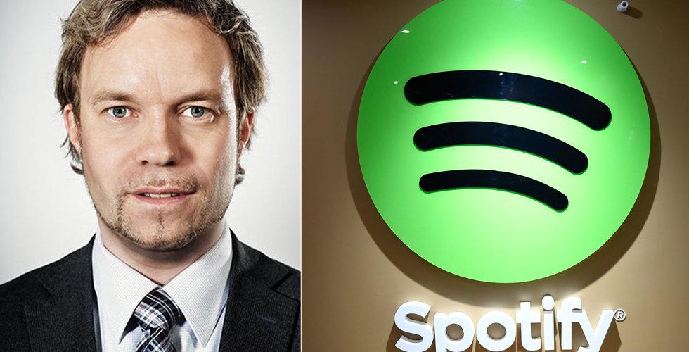 Han sålde X5 Music i jätteaffär till Warner – värvas av Spotify