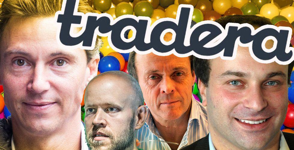 Från bollhav till dotcom-krasch – så överlevde Tradera mot alla odds