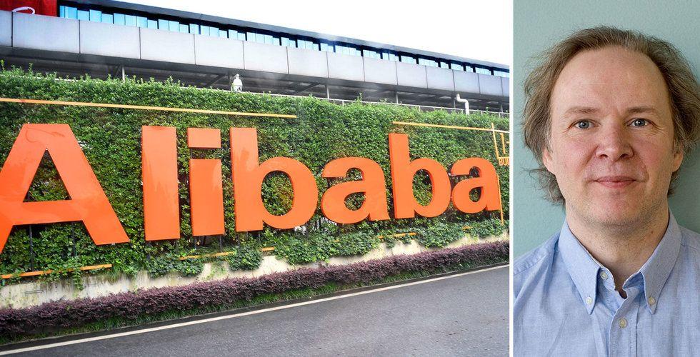 Breakit - Uppgifter: Kinesiska jätten Alibaba går in i svenska MariaDB
