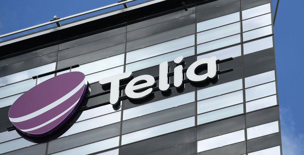 Telia förvärvar TDC:s norska verksamhet