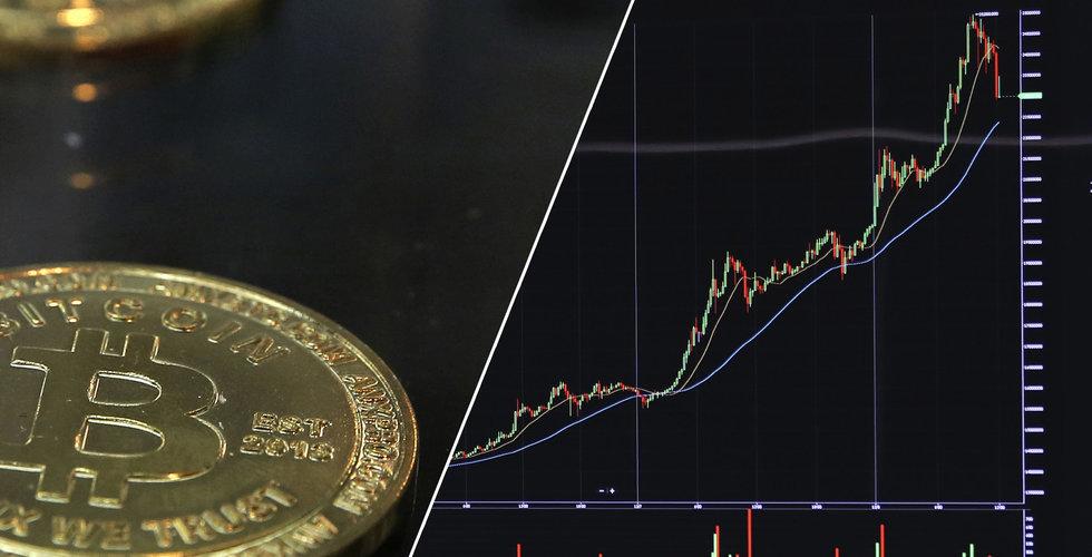 Bitcoin fortsätter rusa – kan vara värt 400 000 dollar