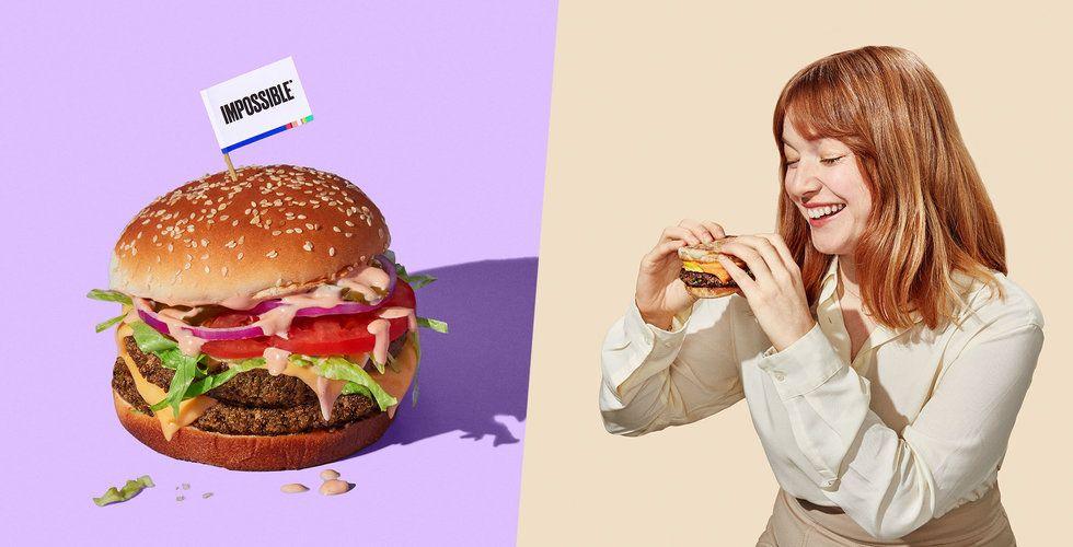 Impossible Foods ingår samarbete för att dubbla produktionen