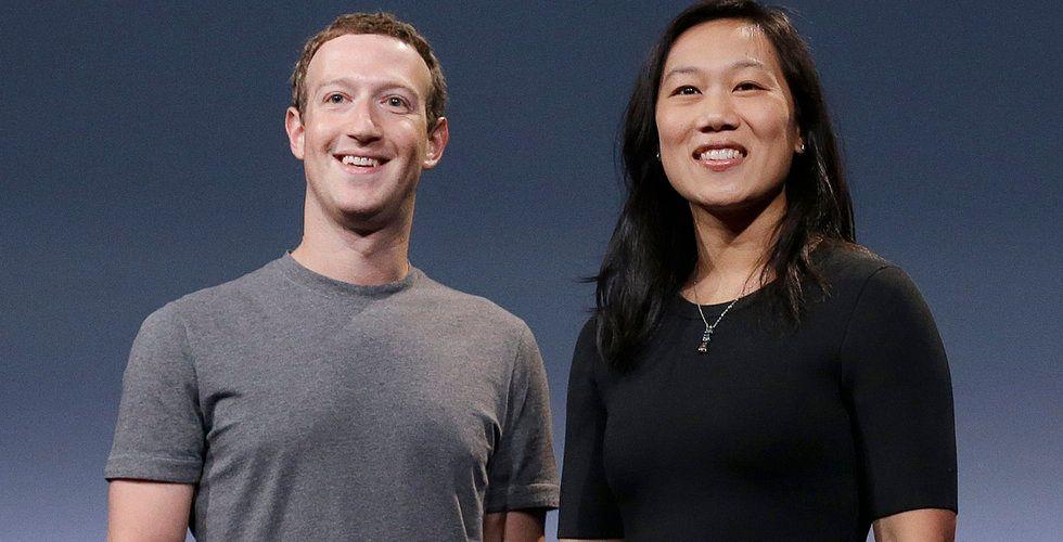 Breakit - Zuckerberg och Chan köper AI-bolag – ska hitta mönster i forskning