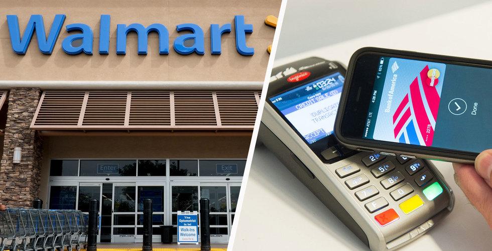 Breakit - Walmart Pay på väg att gå om Apple Pay i USA