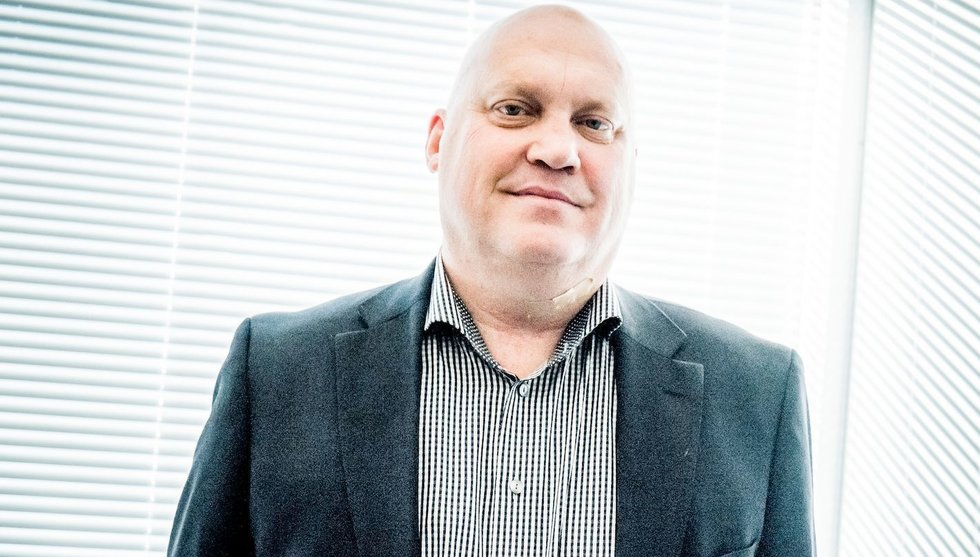 """Johan Carlström: """"Vd-bytet sker för att säkerställa tillväxt"""""""
