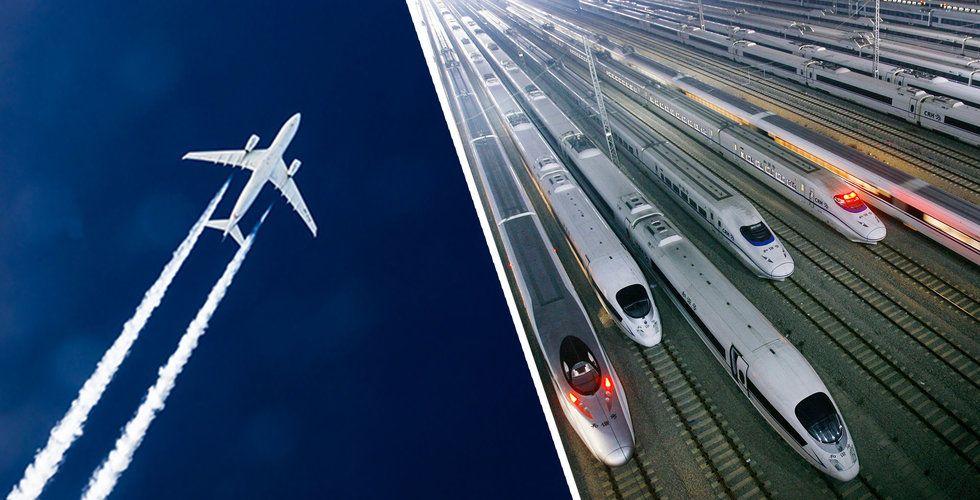 Air France säger upp anställda på grund av tågkonkurrens