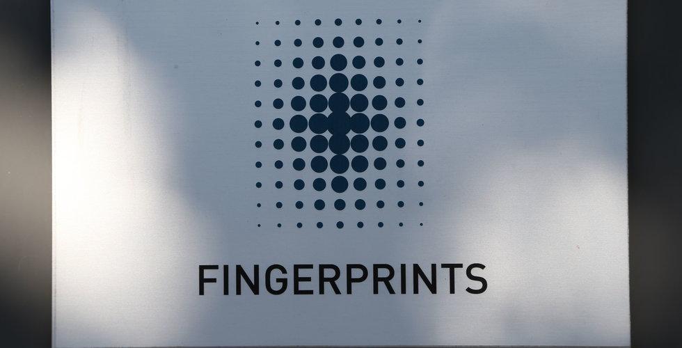 Breakit - Nya Iphone sänker Fingerprint – rasar på börsen