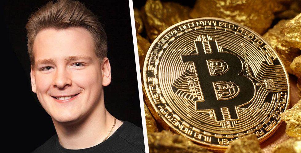 """21-årige """"Ivan on tech"""" gör succé på Youtube – vill utbilda världen om bitcoin"""