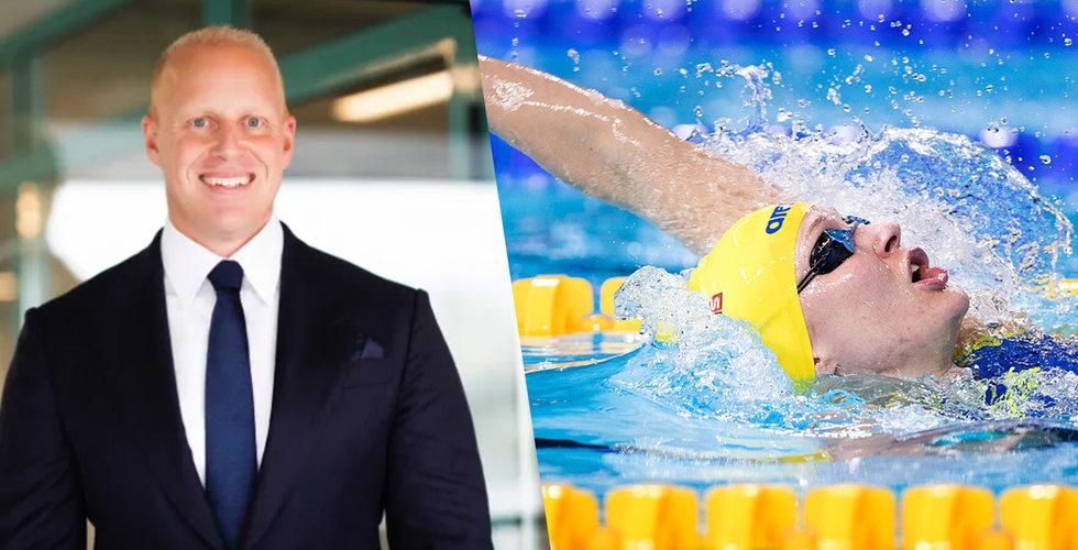 Miljardären Henrik Persson Ekdahls oväntade drag – dyker ner i simbranschen