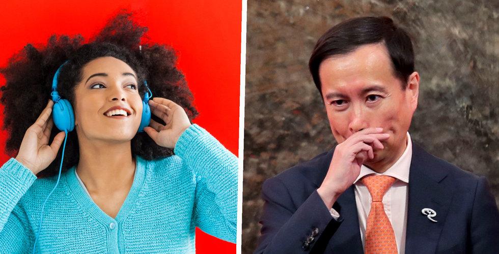 Alibaba lägger ned musikstreamingtjänsten Xiami